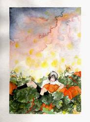 Orenji by AoiKurage