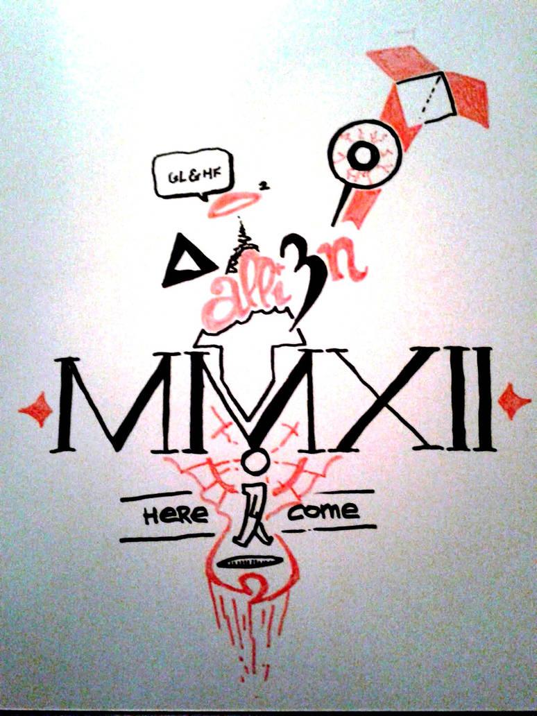 MMXII by xapU7