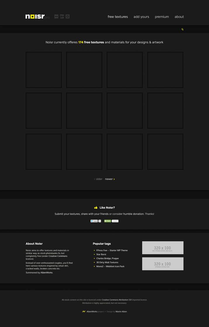 Noizr.net Textures by xapU7