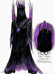DnD NPC- The Dark King of Madness