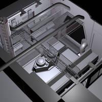 Season 4 Engine Room WIP2 by Ptrope