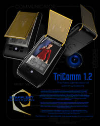 TriComm 1.2 - Now Available by Ptrope