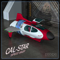 Cal-Star Dart by Ptrope