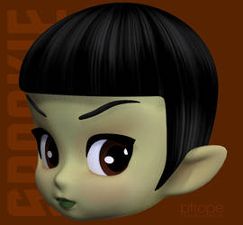 Spockie Hair by Ptrope