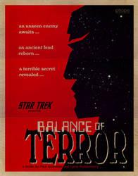 Balance of Terror - October TrekBBS Art Challenge by Ptrope