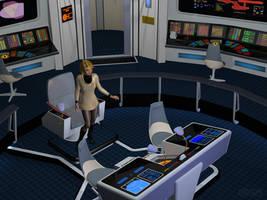 Star Trek Un-Caged! - WIP by Ptrope