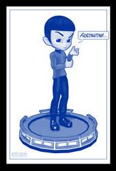 Mister Spockie by Ptrope