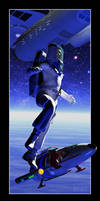Spacewalk by Ptrope