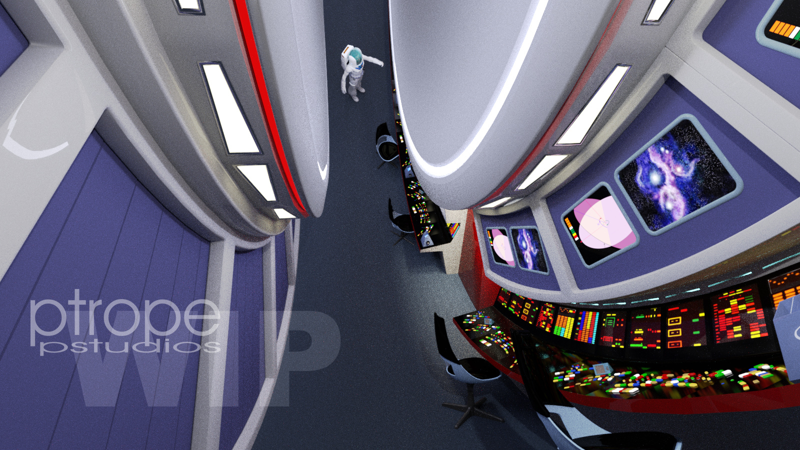 U.S.S. Inception by Ptrope
