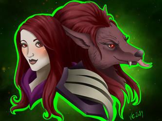 Ophilia by VampireCherry