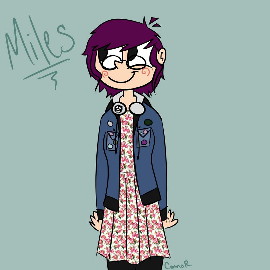 miles again by Braang
