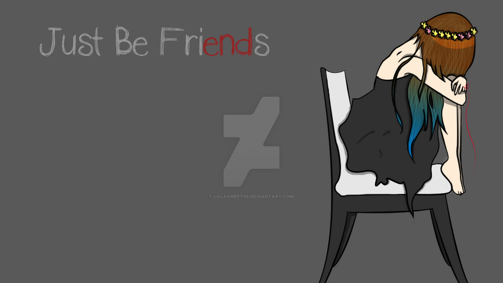 Just Be Friends-Asuna by LalaSweet98