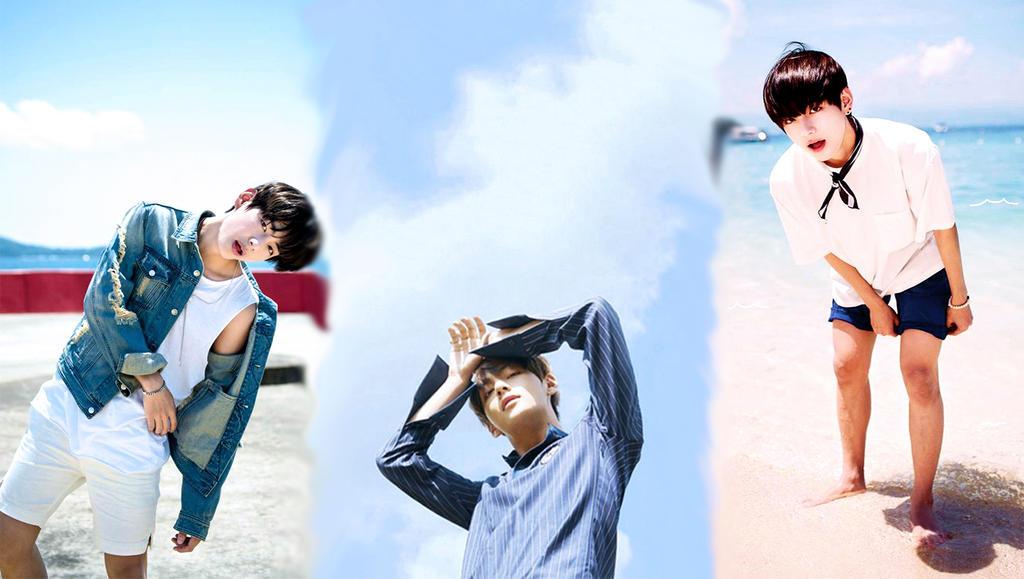 Kim Taehyung Desktop Bg Hd By Inchic12 On Deviantart