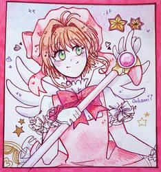 Cardcaptor Sakura by Ookamii--chan