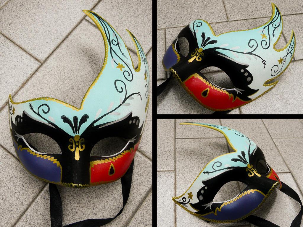 Venetian mask by Neon55555