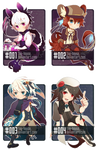 Adopts 1 - 4 [CLOSED]