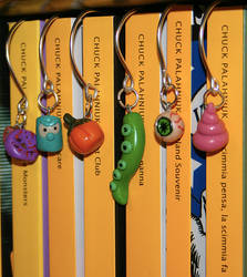 Wire bookmarks 2 by M-Kite