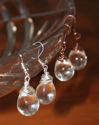 Beads earrings by M-Kite
