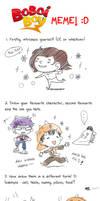 Boboiboy meme by Kaira-Hiwatari