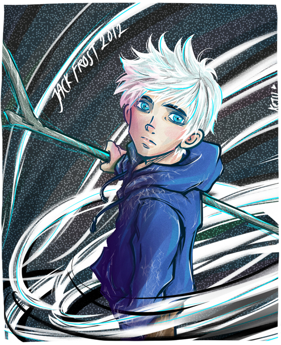 Rise of the Guardians: Jack Frost by Kaira-Hiwatari