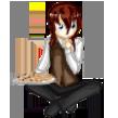 DGM: Peter Pixel by cookychristina