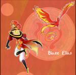 Trinity s2: Blaze's Reference