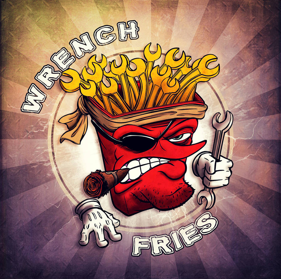 Wrench Fries by MintyFreshThoughts