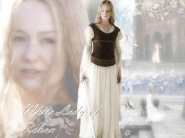 White Lady of Rohan by LadyAnnatar