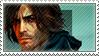 Corvo stamp by LadyAnnatar
