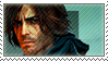 Corvo stamp by LadyAnnatar