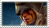 Connor Kenway stamp by LadyAnnatar