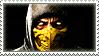 Scorpion stamp by LadyAnnatar
