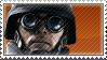 Rainbow Six Siege-Thermite Stamp