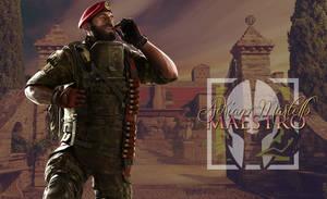 Rainbow Six Siege-Maestro