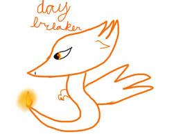 Sketch A Dragon by mindue1