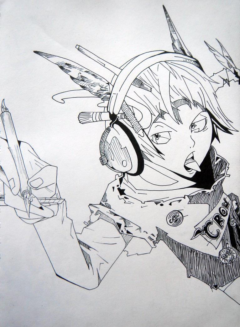 Bakuman: Eiji Niizuma by sexayman