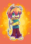 Chibi Mini by Fany001
