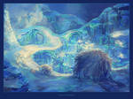 The Ice Journey by Fany001