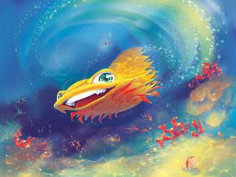 Trilobite by Fany001