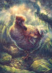 Dodo the Great Pigeon by Fany001