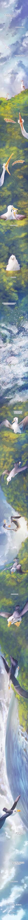 Albatross the Great Wanderer by Fany001