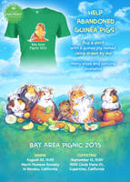 Pigning 2015 Shirts! by Fany001
