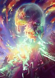 Bobule the Destroyer by Fany001