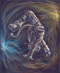 Cyber Dancer by Fany001