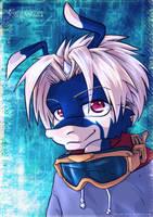 Fayllen - the Digital Hero by Fany001