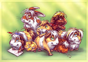 Friends from Pet Shop by Fany001