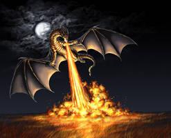 Fire fire fire by alecan
