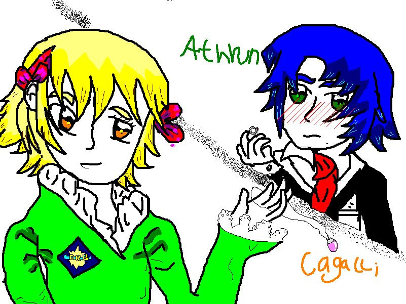 Athrun and Cagalli - any hope? - Page 7 - AnimeSuki Forum