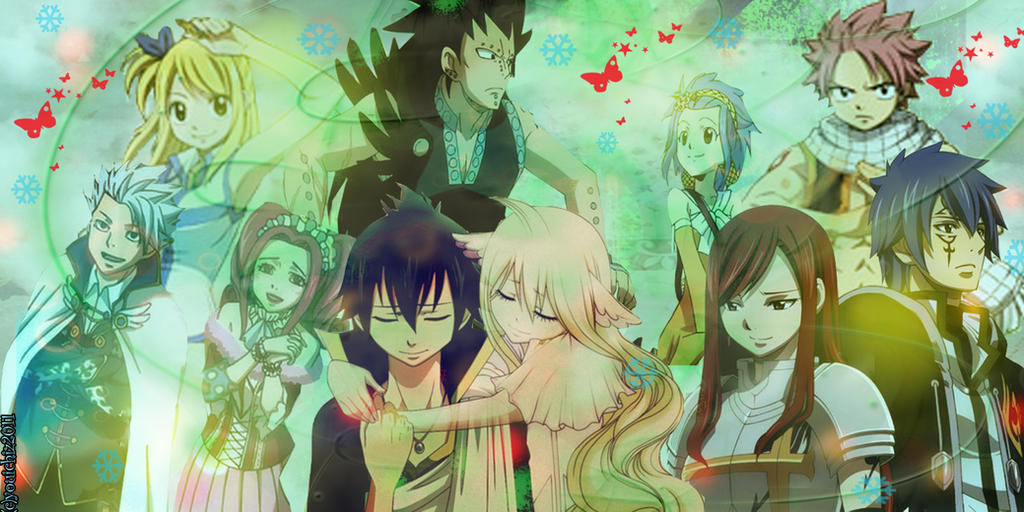 fairy tail wallpaper by Youichiz2011 on DeviantArt