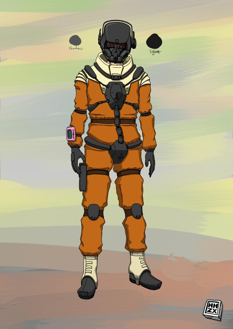 Engineer - Helmet by longgi